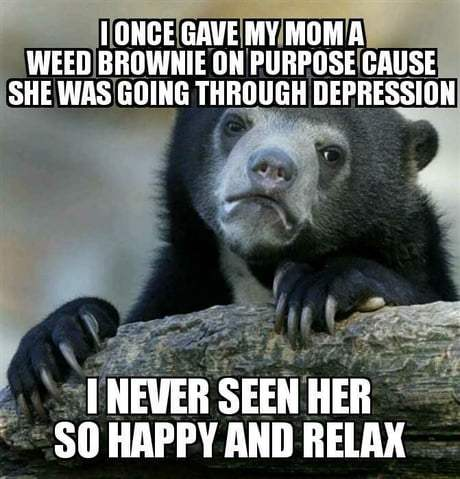She's better now, at least it's better than the pills doctors would of given her