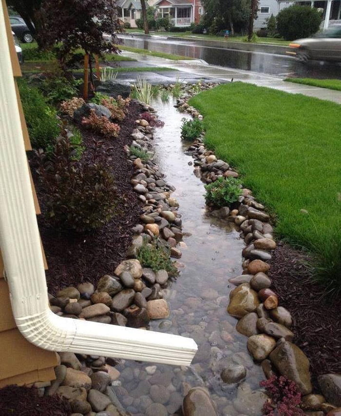 Rainscaping!