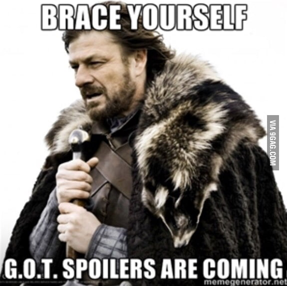 New season of Game of Thrones!!