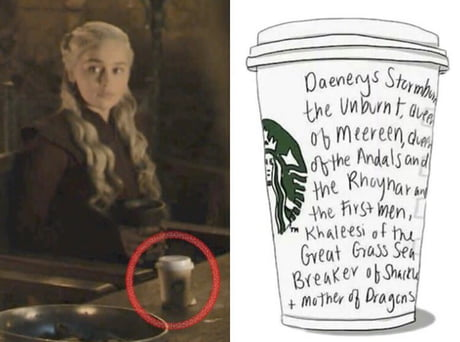 Poor Starbucks employee who had to note her name