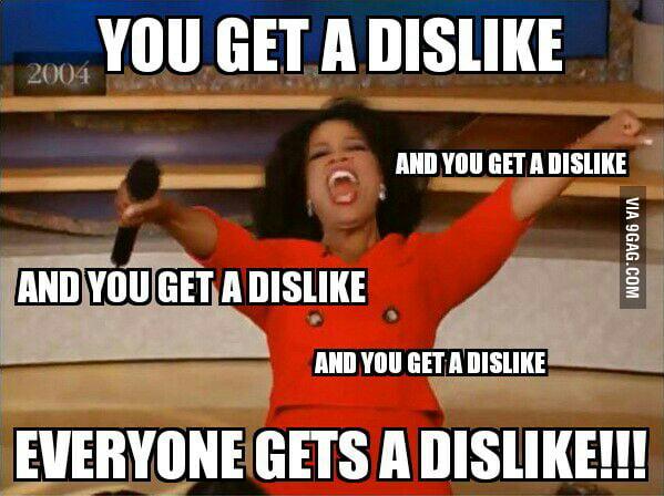 The Facebook Dislike is coming!