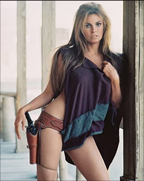 raquel welch poster for hannie