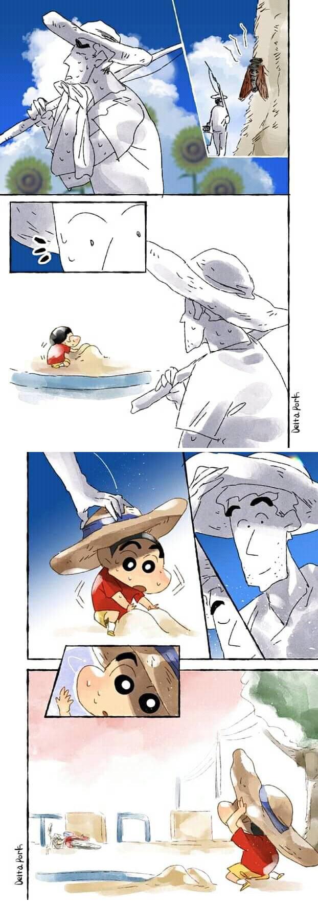 RIP. Keiji Fujiwara (VA Hiroshi Nohara, Shin-chan's Dad)