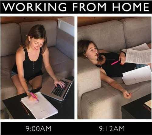 Homework be like
