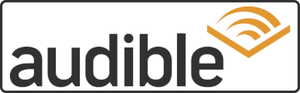 Audible - black border