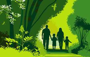 Earth Day op-ed illustrtion