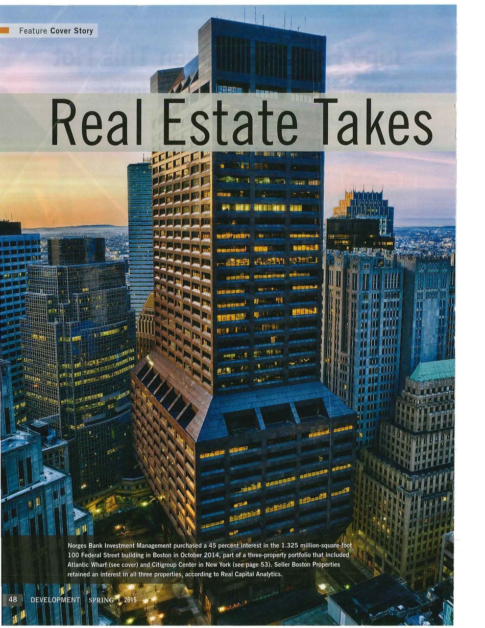 RE Takes Its Place as the Fourth Asset Class_Page_1