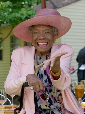 Maya Angelou-pink