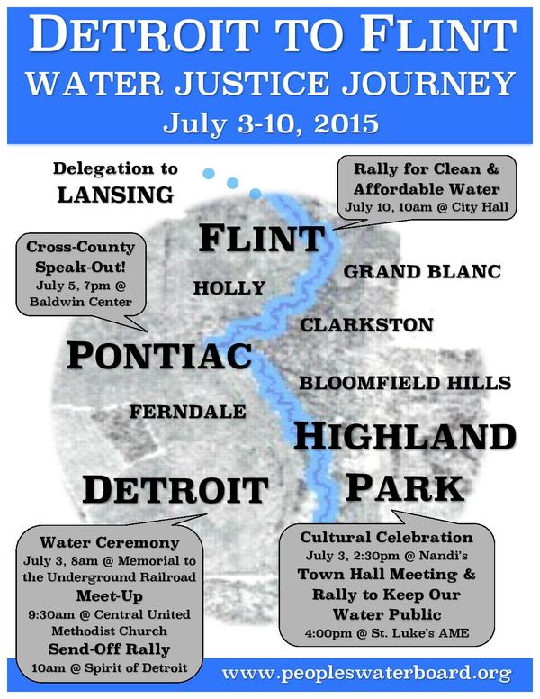 Detroit to Flint Water Justice Journey - Flyer v.5-page-001