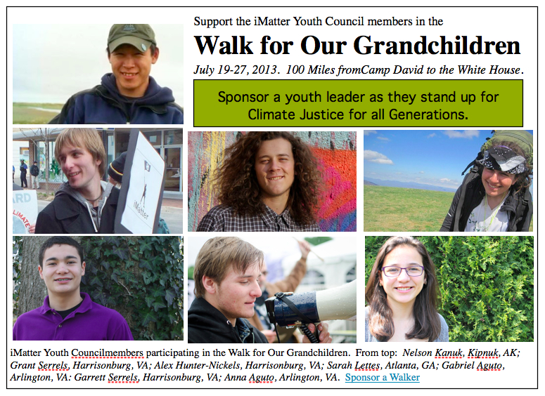 walk for our grandchildren 2