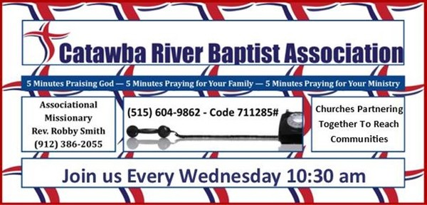 CRBA Wednesday Praise and Prayer 2