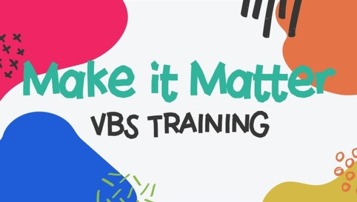 VBS make it matter 2021