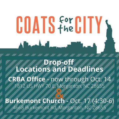 Coats for the City Dates