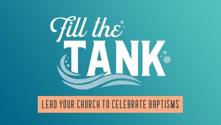 fill the tank