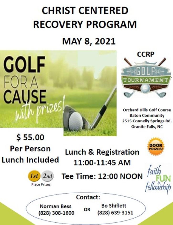 CCRP Golf Tournament 2021 2