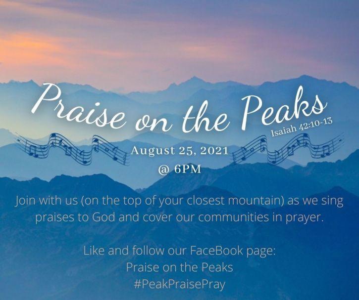 Praise on the Peaks
