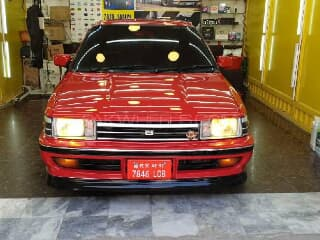 The alternator on the toyota corolla serves three purposes under the hood of the car. Toyota Corolla 1990 Trovit