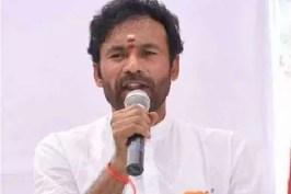 BJP will win in Huzurabad says Kishan Reddy