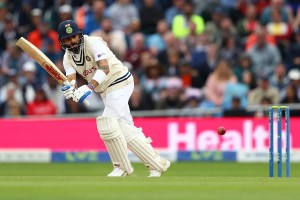 Team India lost quick wickets in Headingley