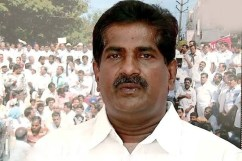 MLC Ashok Babu comments on IAS Officers