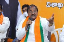 Somu Veerraju asks AP Govt to give permission for Vinayaka Chavithi celebrations