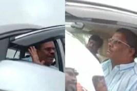 kapu Ramachandra reddy aide Jayaramareddy warns contractor
