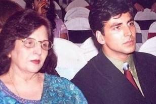 Hero Akshay Kumar mother Aruna Bhatia passed away