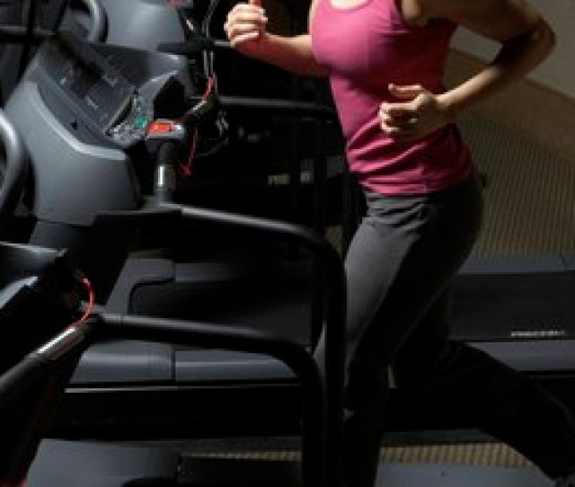 Increase The Treadmills Incline For Resistance To Boost Calorie Burn