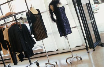 The Organizational Structure of Fashion Merchandising   Chron com Merchandising can make goods appear valuable or inexpensive