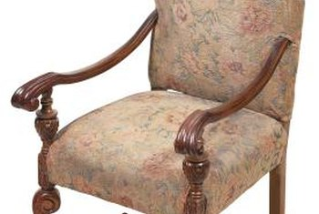 How To Identify Upholstered Vintage Amp Antique Chairs