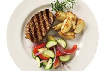 Image result for image of a balanced meal