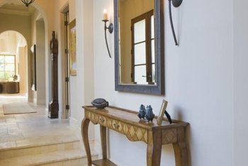 Console Table Heights Home Guides SF Gate