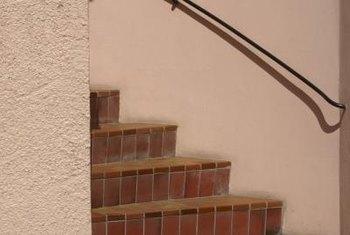 Metal Handrails Wall Mount Railings Pascetti Steel Design