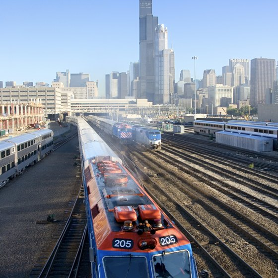 Places to Visit in Illinois on Metra   Amtrak   USA Today The Metra is the Chicago area s commuter rail