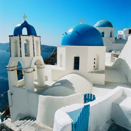 The Best Places to Visit in Greece   USA Today Santorini is considered one of the top island destinations in the world