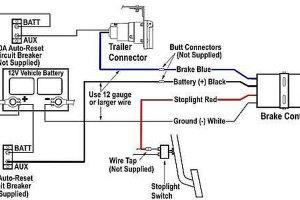 How to Install an Electric Brake Controller   It Still Runs