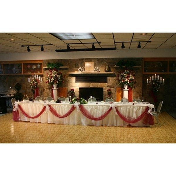 Spectacular Wedding Reception Decoration Ideas