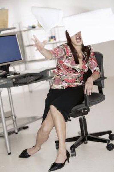 Unprofessionalism In The Workplace Woman