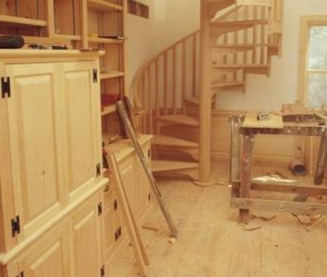 How To Install Kitchen Cabinet Bases To A Floor