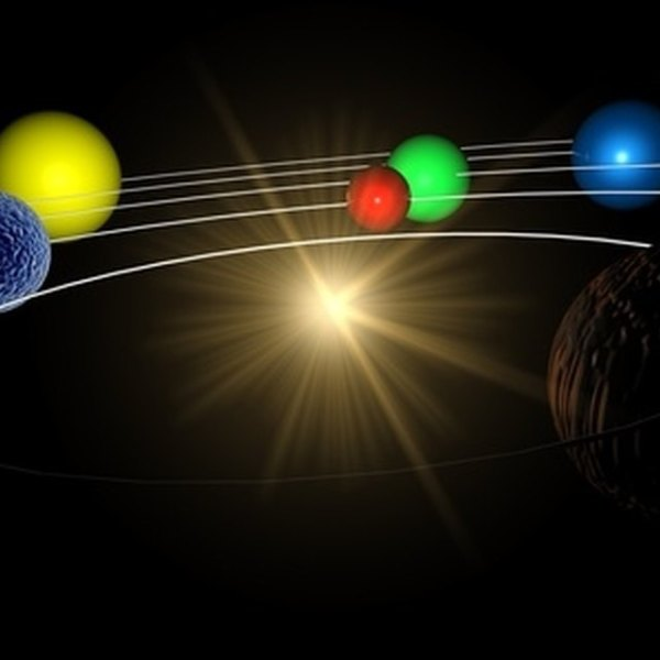 How to Make Solar System Projects for Kids Sciencing