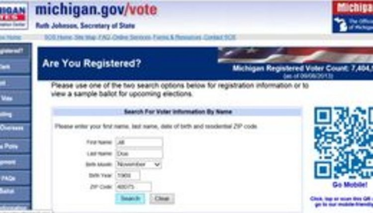 Find My Voter Registration Number