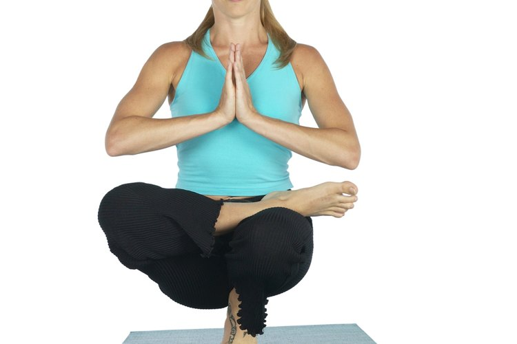 Stretching and yoga improve balance.
