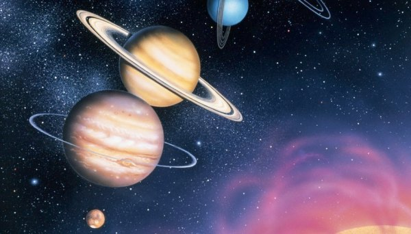 Three Major Characteristics of the Inner Planets | Sciencing