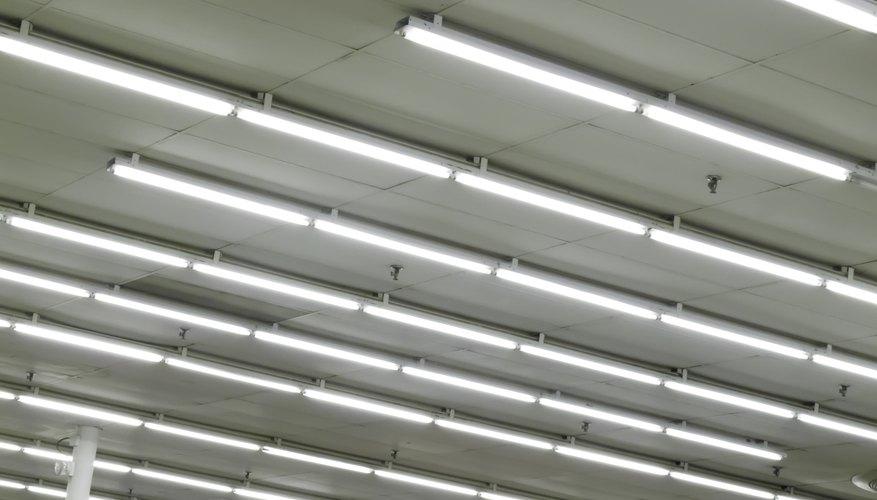 Fluorescent Light Bulbs Flickering