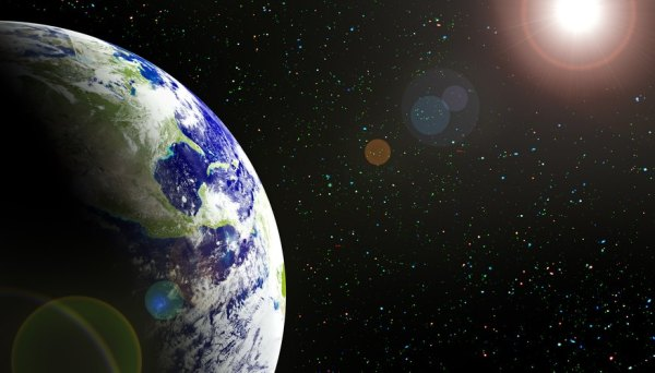 Why the Earth Rotates Around the Sun Sciencing