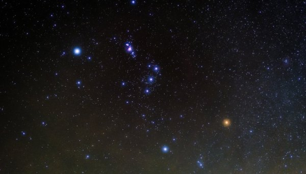 How to Locate Orion's Belt | Sciencing