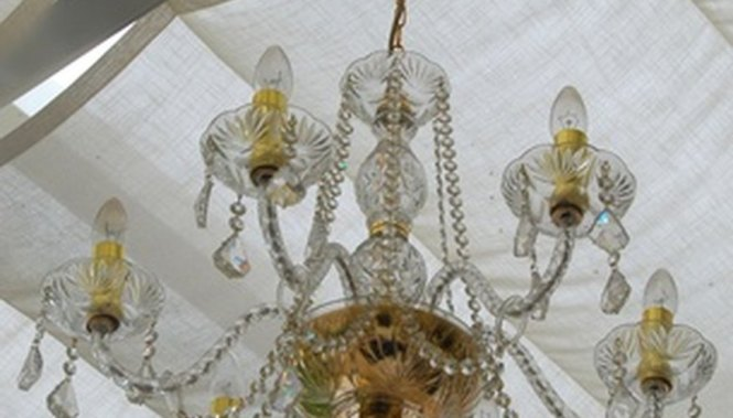 You Can Make Your Own Miniature Doll House Chandelier From Inexpensive Findings