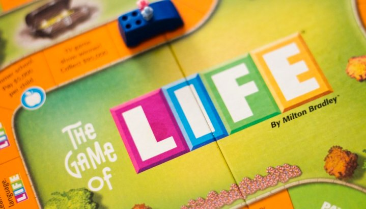 The Game of Life Board Game Rules   Our Pastimes The Game of Life is just what its name implies  a board game that takes  players through the many life stages of working and having a family