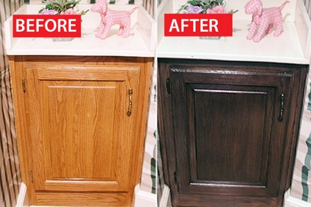 Before Amp After 11 Trash To Treasure Transformations For