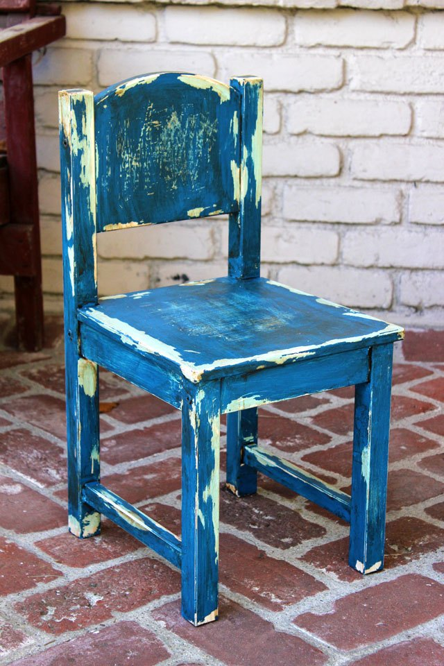 How To Paint Distressed Furniture EHow